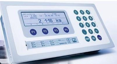DIS2116_HBM DIS2116数字称重仪表_DIS2116 数字称重仪表