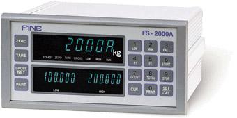 Fine FS-2000A 称重显示仪表_FS-2000A_FS-2000A 称重显示仪表