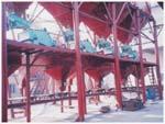 山西太原高炉槽下配料系统工程
