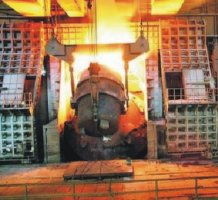 钢水自动浇注系统
