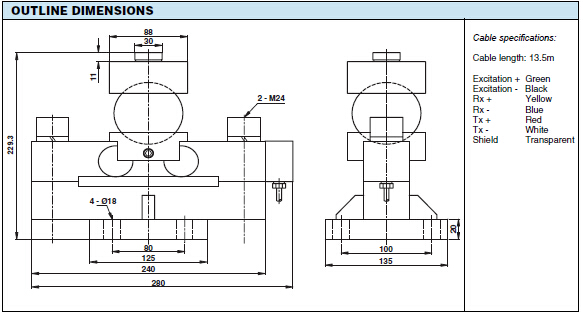 【mdbd-30t】美国celtron称重传感器mdbd-30t_mdbd-30