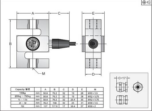 pa200微型电动葫芦接线图