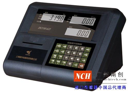 耀华XK3190-A23p台秤仪表_XK3190-A23p称重显示控制器