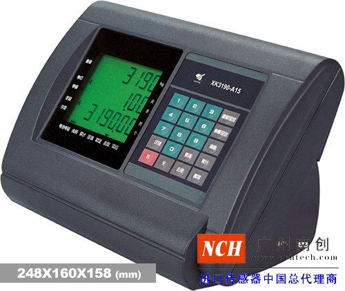耀华XK3190―A15(E)台秤仪表_XK3190―A15(E)称重显示控制器
