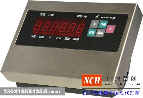 耀华XK3190―A12台秤仪表_XK3190―A12称重仪表