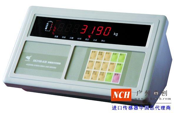 耀华XK3190―A30台秤仪表_XK3190―A30称重显示控制器