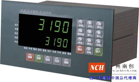 XK3190-C606控制仪表_XK3190-C606显示器
