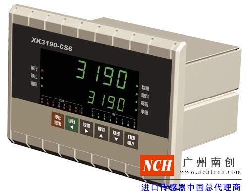 XK3190―CS6控制仪表_XK3190―CS6称重仪表
