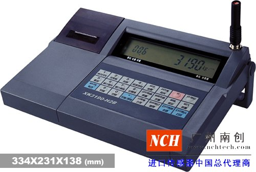 XK3190―H2B吊钩秤仪表_XK3190―H2B称重显示器