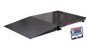 美国奥豪斯 OHAUS  DEFENDER 3000 电子平台秤
