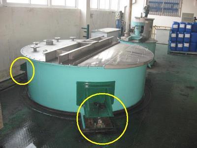 料罐秤(反应釜)称重配料系统安装设计