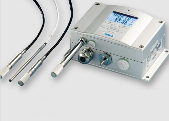 压力,湿度和温度一体式变送器 PTU300