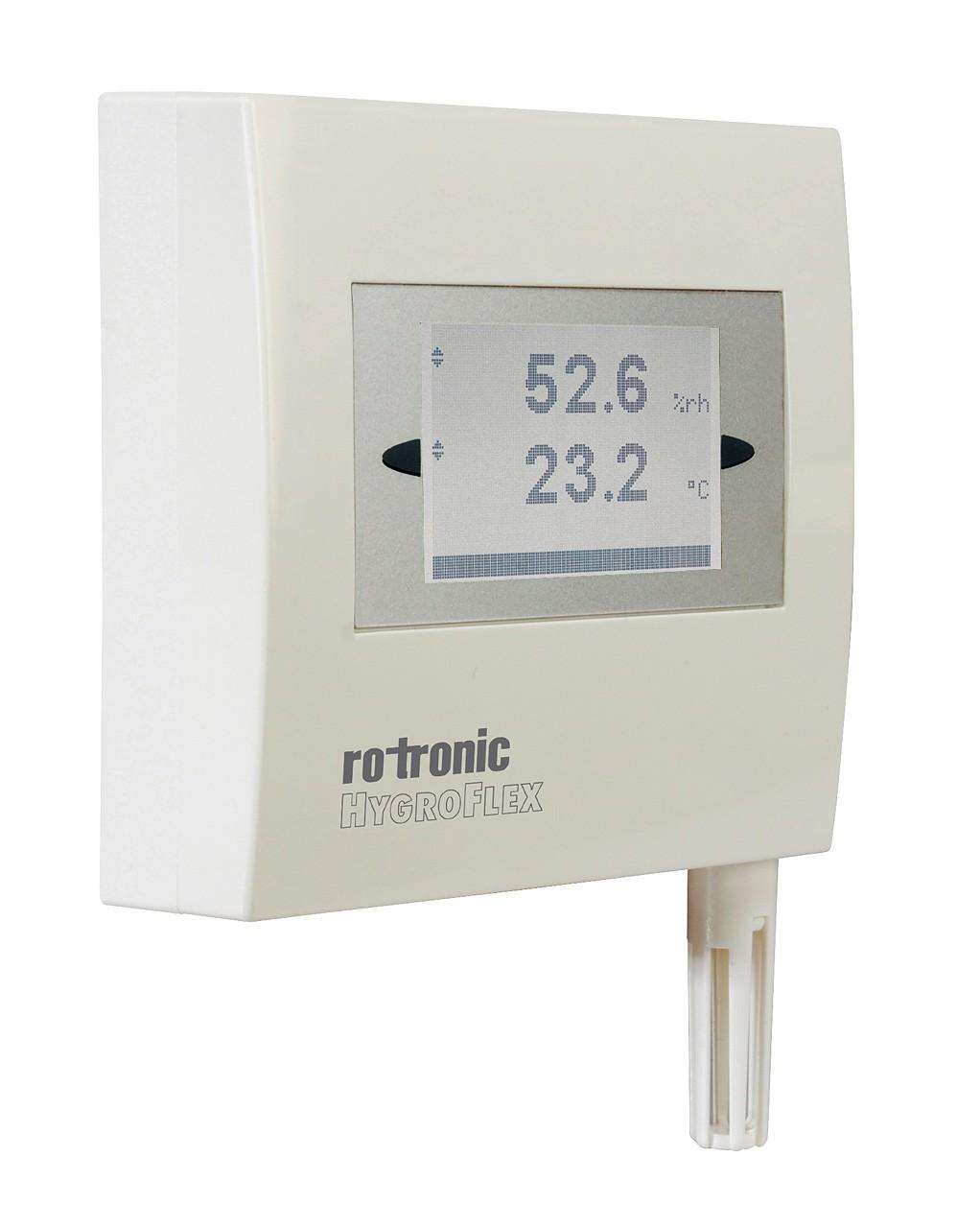 HYGROFLEX3-HF3-暖通空调HVAC变送器Rotronic(罗卓尼克)