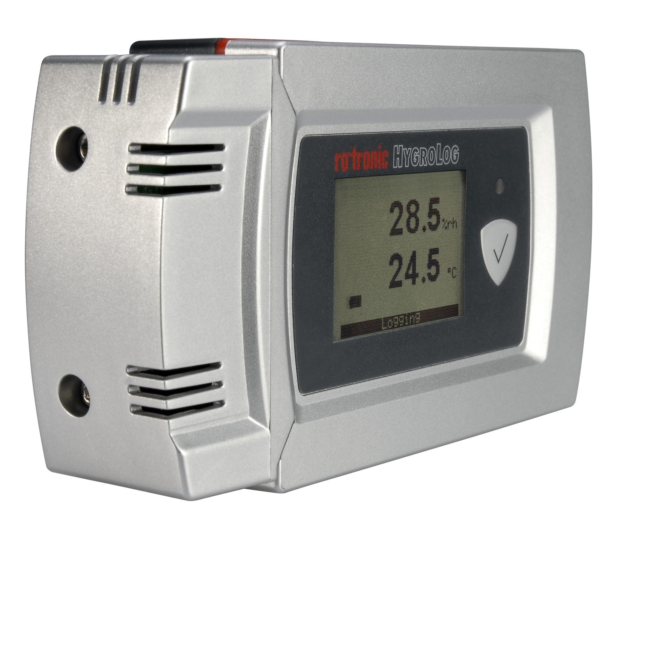 HYGROLOG HL-20D 紧凑型数据记录器(Rotronic(罗卓尼克))